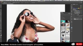How to Composite Images in Photoshop CC - for Beginners | Educational
