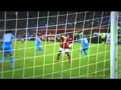 MARIO BALOTELLI Gols,Lances,Assistencias  AC Milan 2013 2014 HD