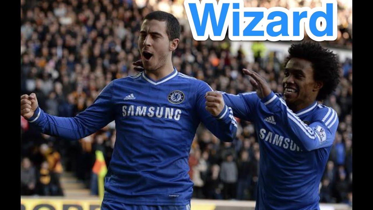 Willian Hazard = Wizard Ultimate Skills Show Chelsea FC HD