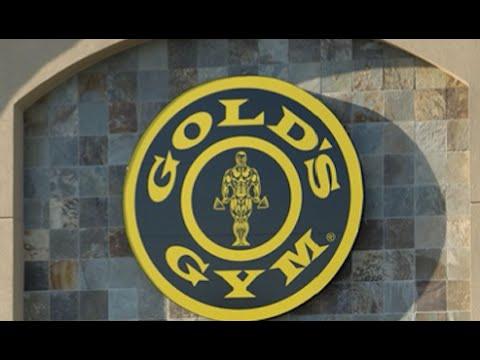 Gold's gym franchise