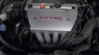 видео Проблема датчика газа на Хонда Аккорд 2006 г.в.