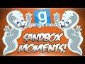 Garrys Mod Sandbox Funny Moments! - MURDER MAZE SPECIAL!