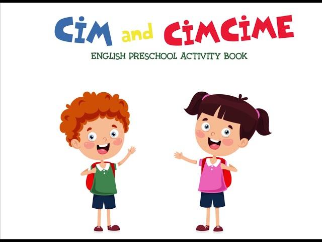 Bye Bye - Cim and Cimcime - Okul Öncesi İngilizce Eğitim