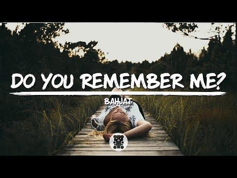 Bahjat - Do You Remember Me? (Lyrics Video)
