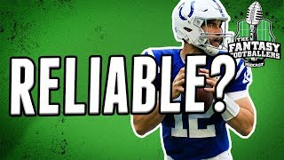 Can You Keep Relying on Andrew Luck in Fantasy Football?