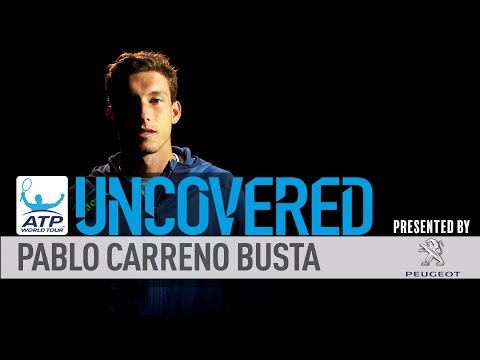 Carreno Busta: The Man Behind The Racquet