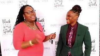 ⚡3rd Black Owned Wine and Spirits Festival w/ Chanel Turner, CEO Fou-Dré Vodka