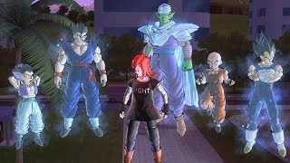Dragon Ball Xenoverse 2: Final Boss & Secret Alternative Ending!
