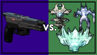 Destiny: Can You Kill Templar, Atheon AND Crota Using Only Vestian Dynasty? (Challenge Hard Modes!)