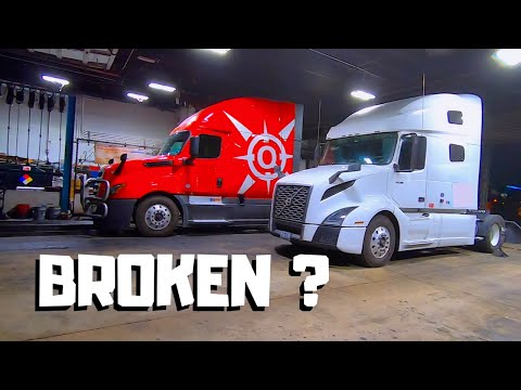 Hate Doing REPAIRS While You Trying To Make Money TRUCK DRIVING! | LIFE ON THE ROAD |