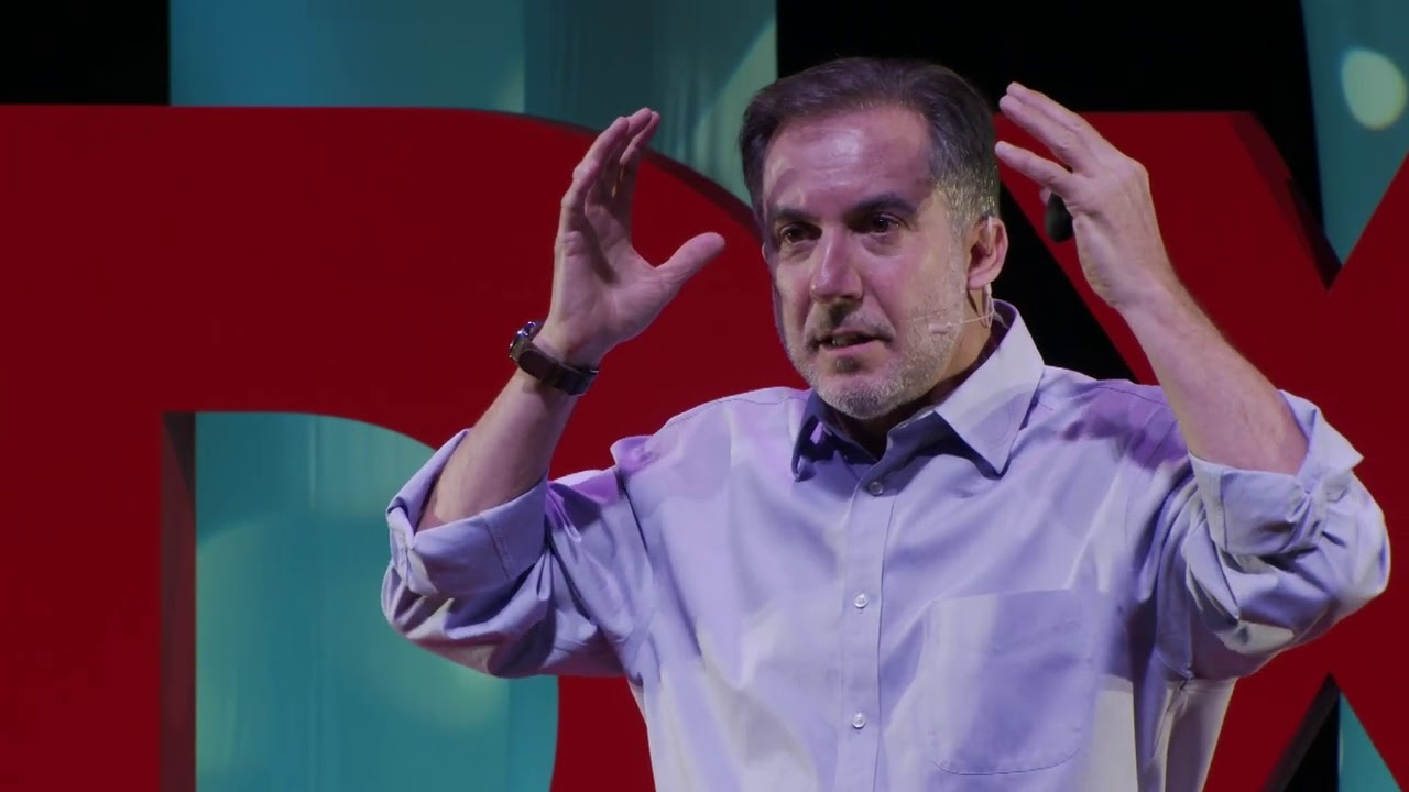 Defending Workers' Rights, From Trauma to Empowerment. | Mark Anner | TEDxPSU