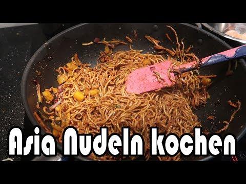 Asia Nudeln kochen und meine Netflix Empfehlung | Nici