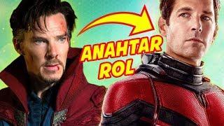 Doctor Strange'in ZAMAN TAŞINI Thanos'a Vermesinin Nedeni