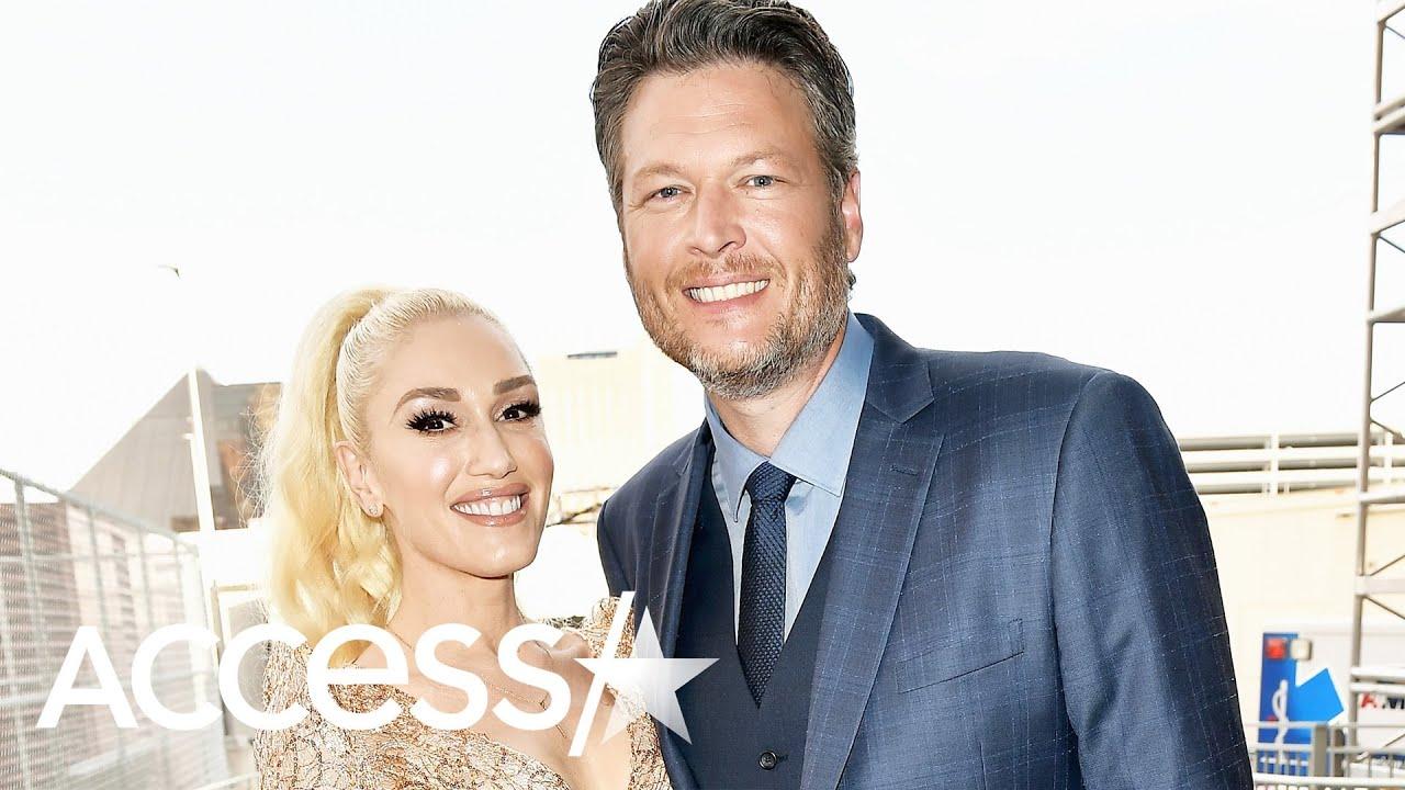Blake Shelton Giving Gwen Stefani Post-Concert Foot Rub Wins The Best Boyfriend Award