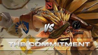 Dota 2 TI7 - The Commitment