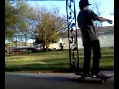 just a random skating