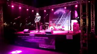 ADIL KOURKOUNI Earth Hour live ( someplace -Jake Bugg cover )