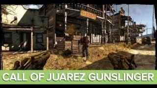 Call of Juarez Gunslinger Gameplay Trailer