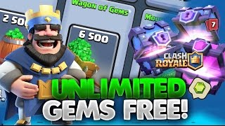 Clash Royale Hack 2017  - How To Hack Clash Royale - Clash Royale Glitch- Clash Royale Free Gems