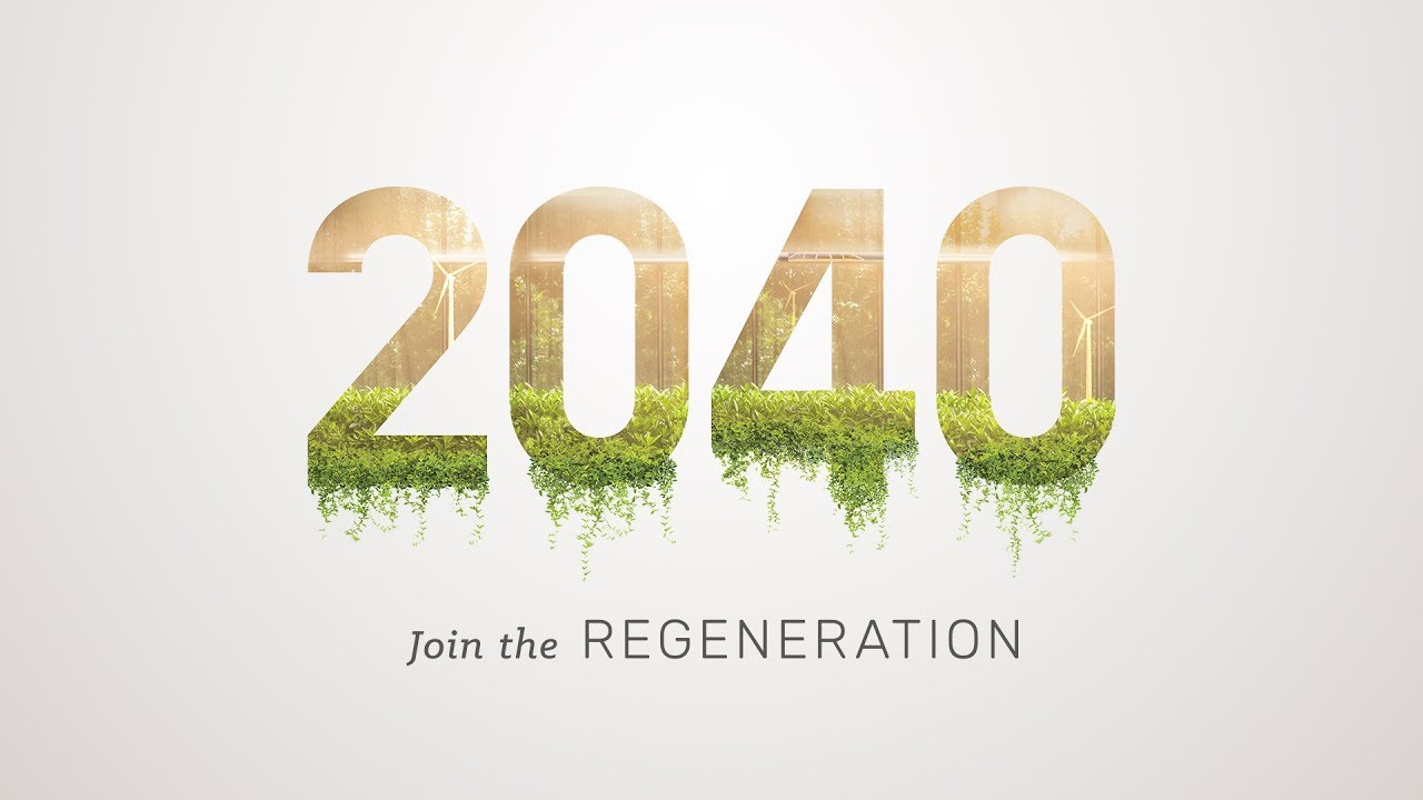 "Online screening of ""2040"" tonight at 7 p.m.!"