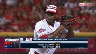 MLB  Best of Aroldis Chapman HD