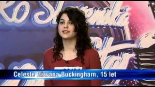 Repeat youtube video Celeste Buckingham Casting