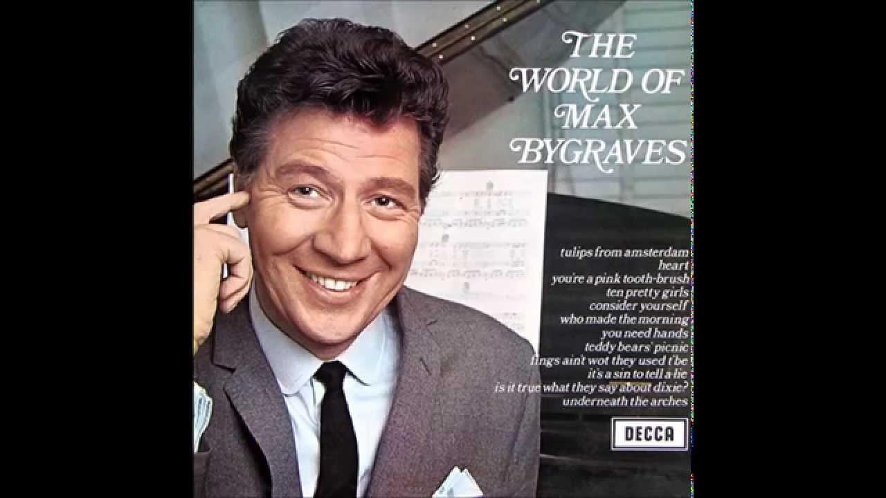 Max Bygraves - You're A Pink Tooth Brush