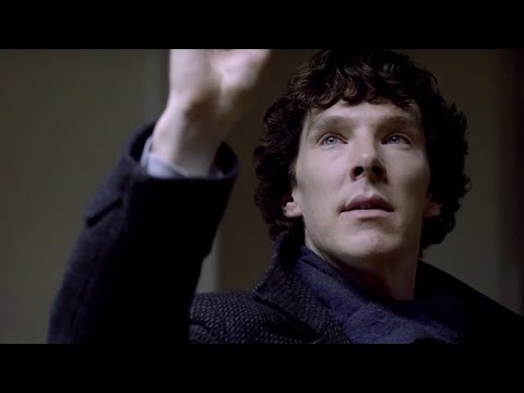 Which Bottle? | A Study In Pink | Sherlock | BBC
