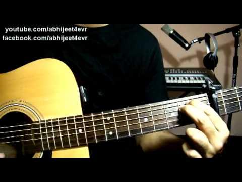 I Love You (Bodyguard) - Easy Beginner Guitar Chords Lesson + Rock Version