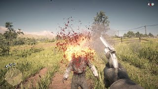 Red Dead Redemption 2: Epic & Brutal Gameplay Moments - Showcase - Vol.3