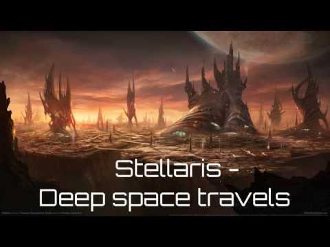 Stellaris - Deep space travels