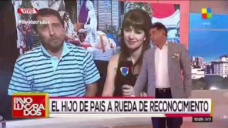 """Eduardo Feinmann disparó contra el hijo de Federica Pais: """"Que la justicia no tenga piedad"""""""