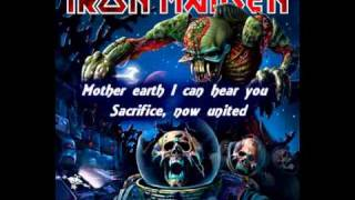 Iron Maiden-Isle Of Avalon-Lyrics Subtitled(The Final Frontier)