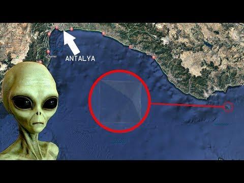 Türkiye'de Bulunan UFO