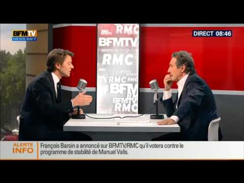 Bourdin Direct: François Baroin - 29/04