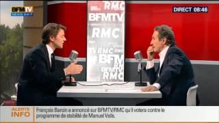Bourdin Direct: François Baroin - 29/04