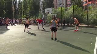 "Баскетбол 3Х3. ""NAMIV SUMMER CUP"" 2019. Группа. ""Новая Каховка"" - ""ЯНА""(Херсон)"