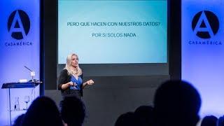 Rodeados por el big data, Chantal Cox