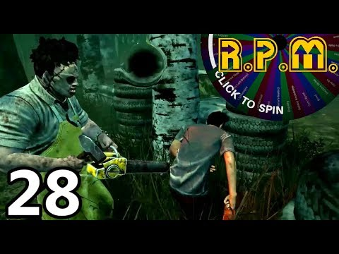 She Wants Golden Boy - R.P.M Part.28 [Dead by Daylight]