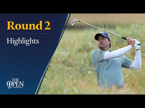 The 147th Open - Friday Full Highlights