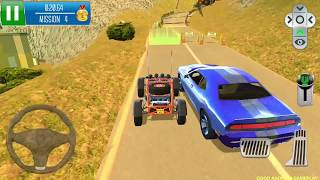 Parking Island: Mountain Road   Dune Buggy Driving - Android GamePlay FHD
