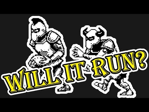 Pigskin 621 A.D. | Will it Run on the NES and SNES Classic???