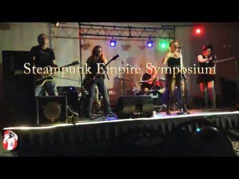 Chakra performing live at the Steampunk Empire Symposium