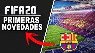 EA SPORTS REVELA LAS PRIMERAS NOVEDADES QUE TENDRÁ FIFA 20