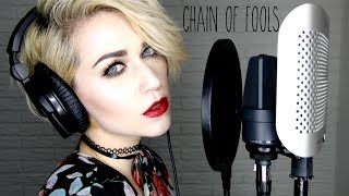 Chain of Fools - Aretha Franklin (Live Cover by Brittany J Smith) Mp3