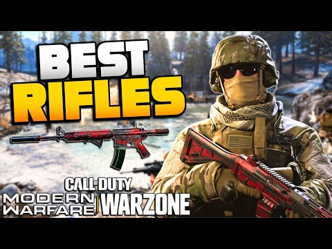 The Best Rifle In WARZONE Is Not The Grau | Ranking 5.56 Rifles W/Class Setups/Loadouts | JGOD