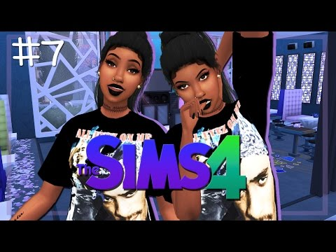 KARAOKE NIGHT   LET'S PLAY THE SIMS 4   SIMSELF   Part #7