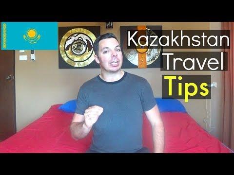 KAZAKHSTAN Travel Tips