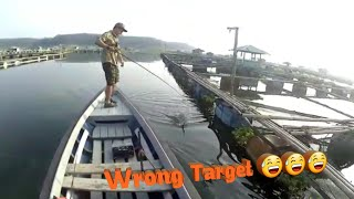 Mancing Toman menggunakan slater/buzzbait (Wrong Target)