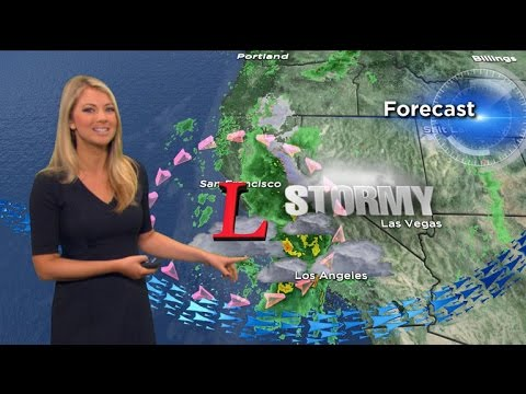 Weather Forecast: Southern California Bracing For Severe Rain, Flooding